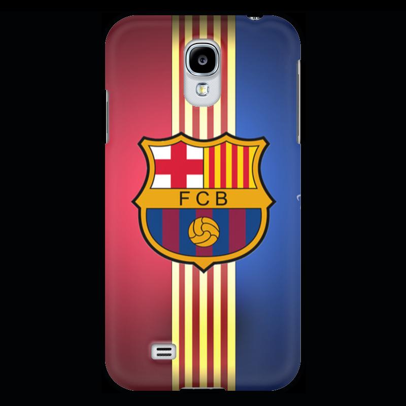 Чехол для Samsung Galaxy S4 Printio Барселона на samsung galaxy s4 стоимость