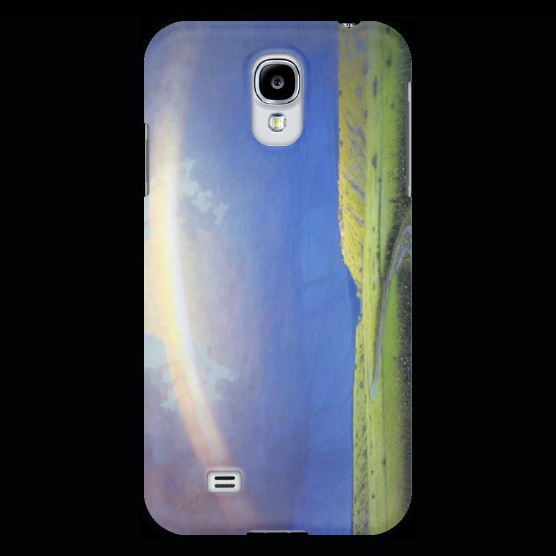 Чехол для Samsung Galaxy S4 Printio Радуга (картина архипа куинджи) чехол для blackberry z10 printio север картина архипа куинджи
