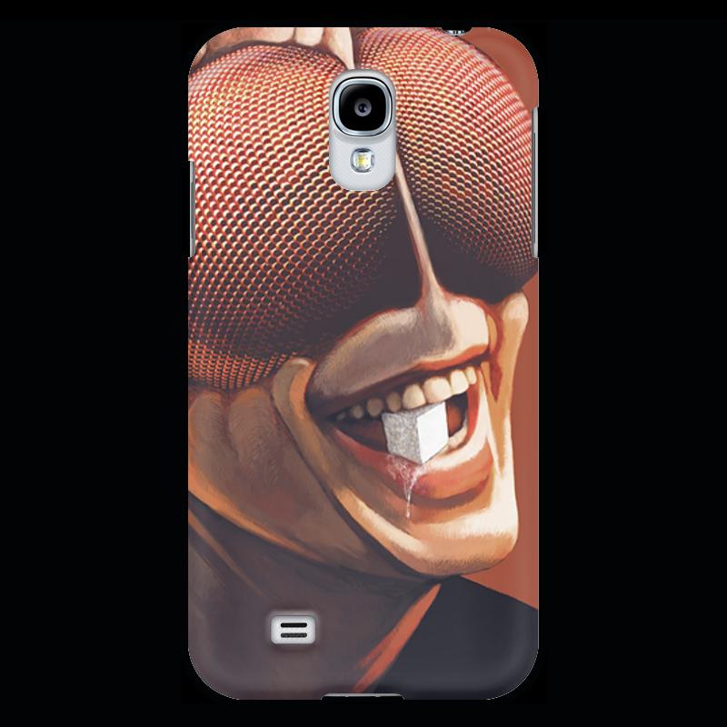 Чехол для Samsung Galaxy S4 Printio По фильму муха прогулочные коляски gesslein s4 air
