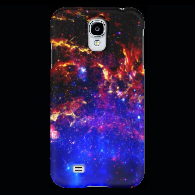 Чехол для Samsung Galaxy S4 Printio Великий космос прогулочные коляски gesslein s4 air