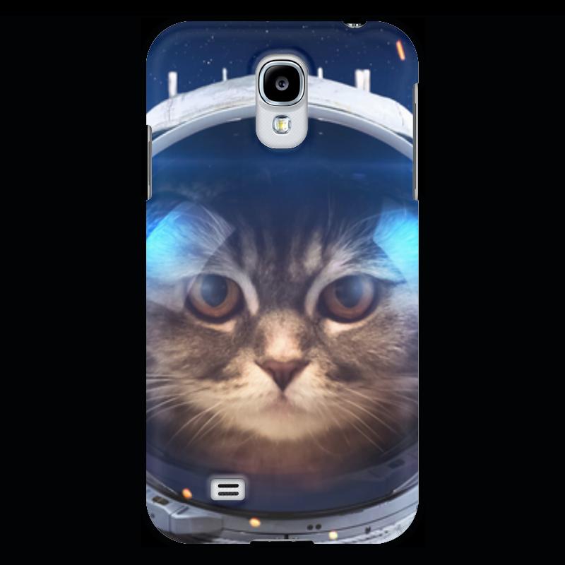 Чехол для Samsung Galaxy S4 Printio Котосмонавт