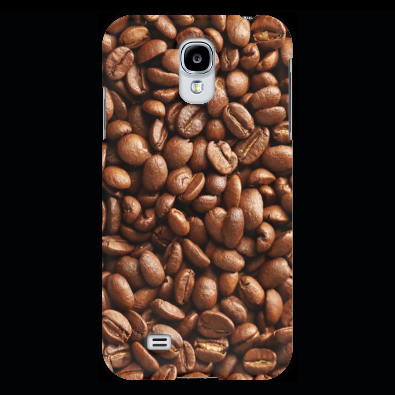 где купить Чехол для Samsung Galaxy S4 Printio Кофейные зерна по лучшей цене