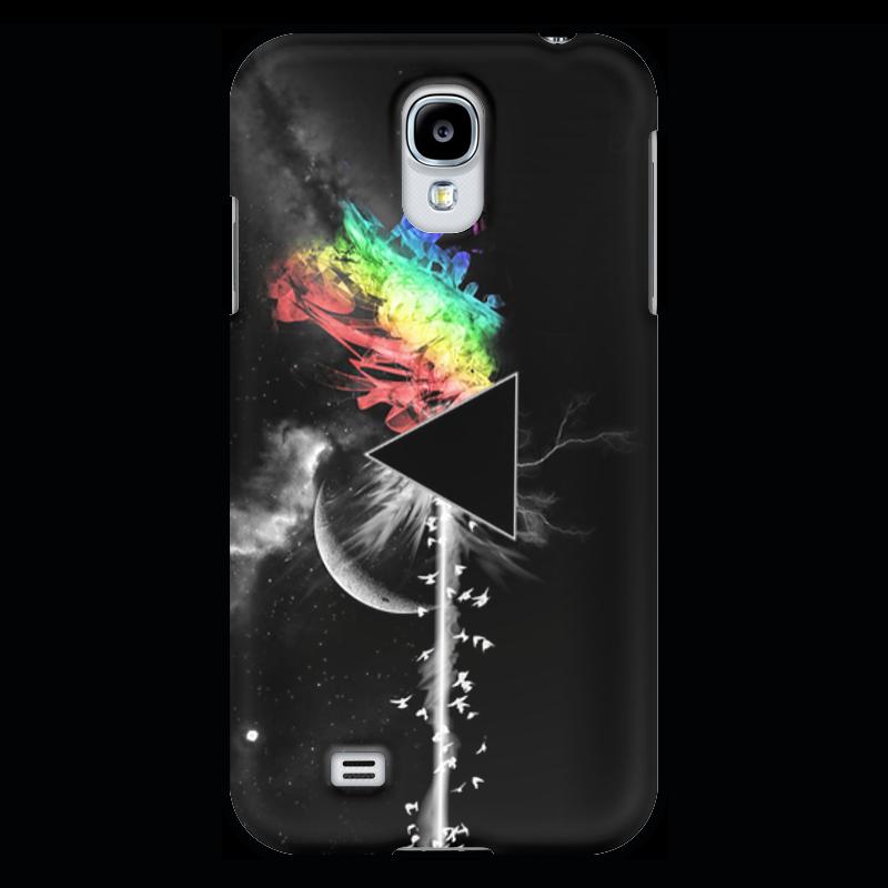Чехол для Samsung Galaxy S4 Printio Pink floyd стоимость