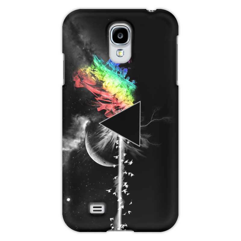 Чехол для Samsung Galaxy S4 Printio Pink floyd