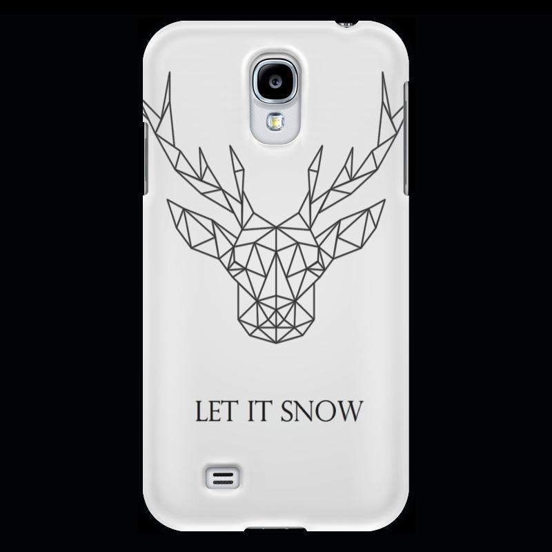 Чехол для Samsung Galaxy S4 Printio Dear deer прогулочные коляски gesslein s4 air