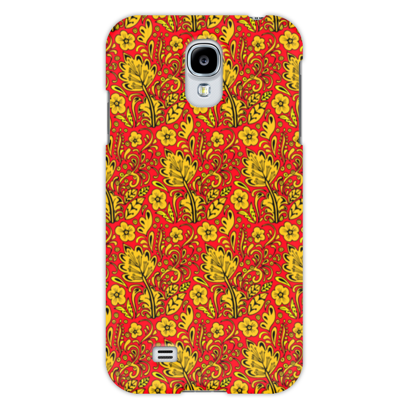 Чехол для Samsung Galaxy S4 Printio Хохлома