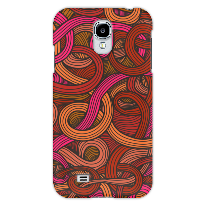 Чехол для Samsung Galaxy S4 Printio Абстрактный samsung galaxy s4 в москве цена