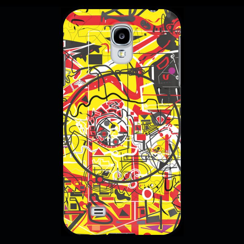 Чехол для Samsung Galaxy S4 Printio Паутинка прогулочные коляски gesslein s4 air