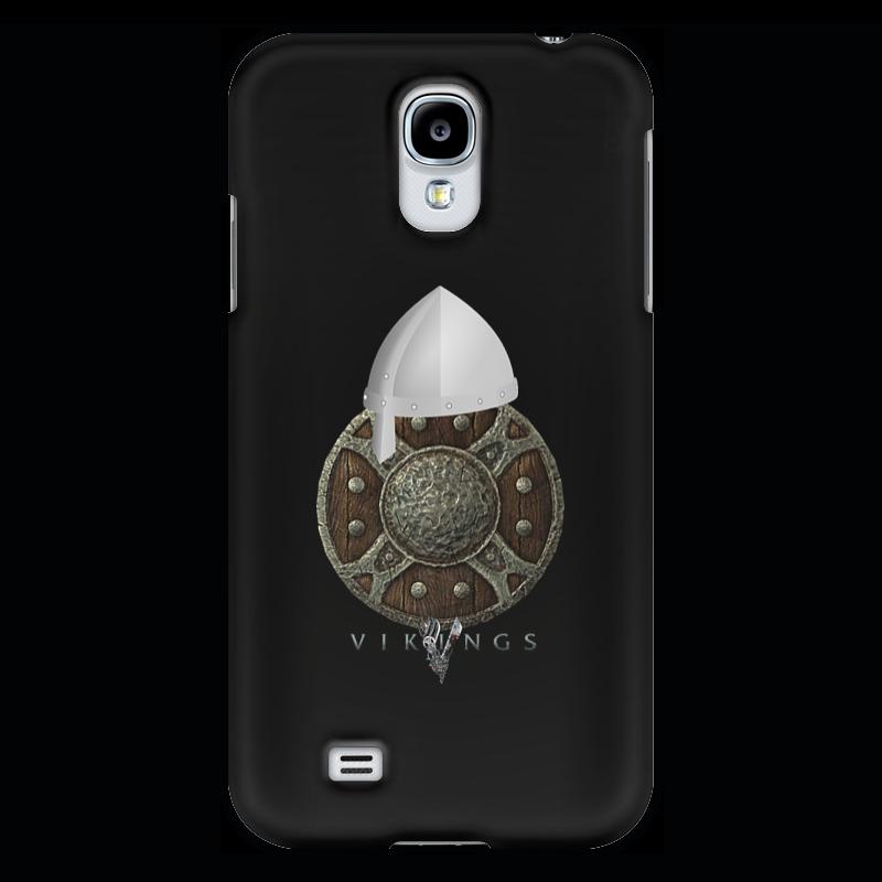 Чехол для Samsung Galaxy S4 Printio Викинги. vikings чехол для samsung galaxy s4 printio a soldier from the arma 3