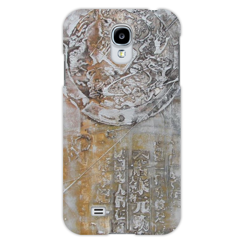 Чехол для Samsung Galaxy S4 Printio Знаки