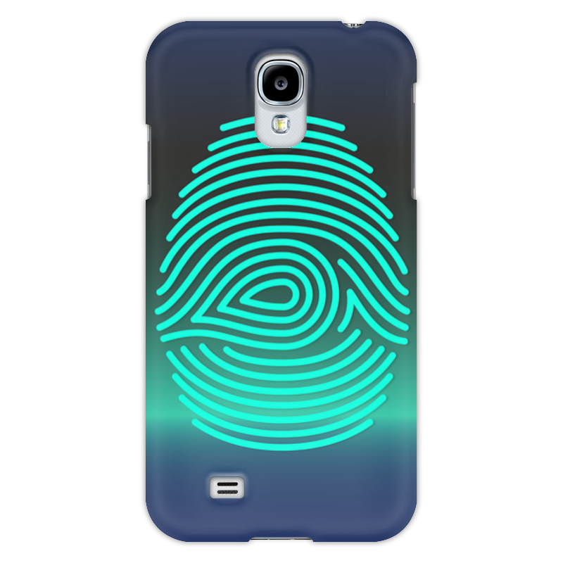 Чехол для Samsung Galaxy S4 Printio Отпечаток пальца прогулочные коляски gesslein s4 air