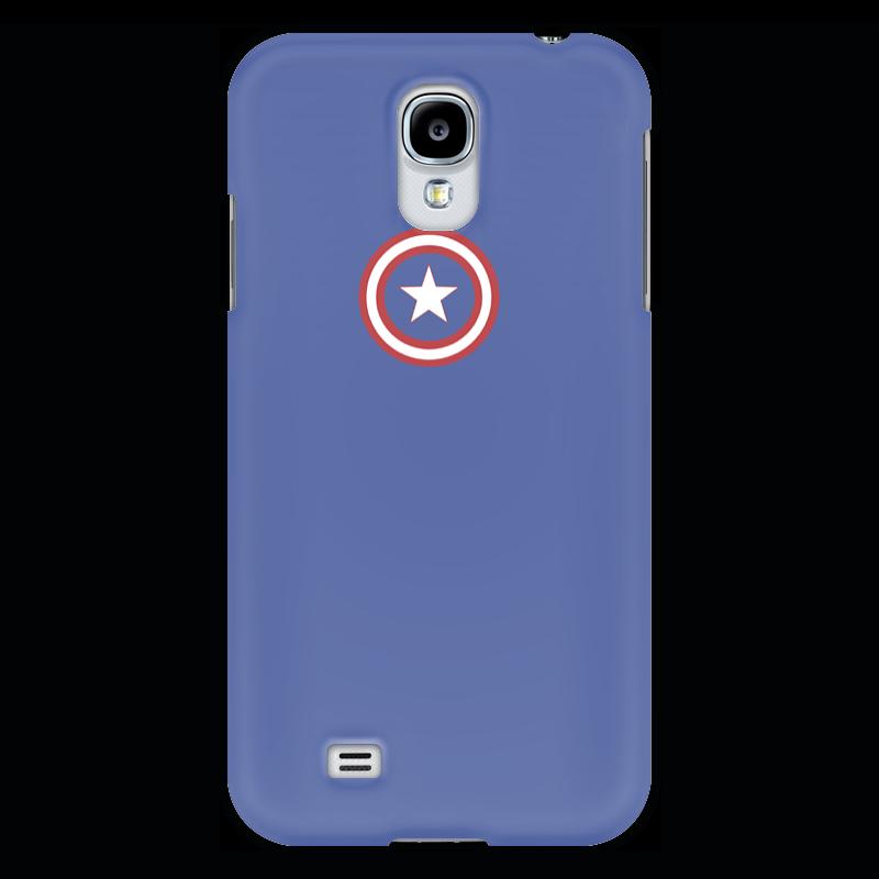 Чехол для Samsung Galaxy S4 Printio Капитан америка прогулочные коляски gesslein s4 air