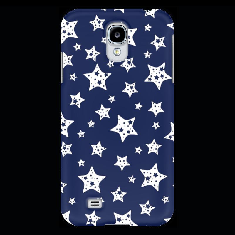 Чехол для Samsung Galaxy S4 Printio Звёзды чехол для карточек пионы на синем фоне дк2017 113