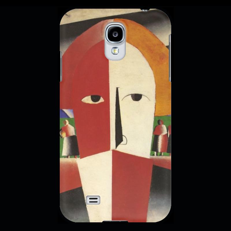 Чехол для Samsung Galaxy S4 Printio Голова крестьянина (казимир малевич)
