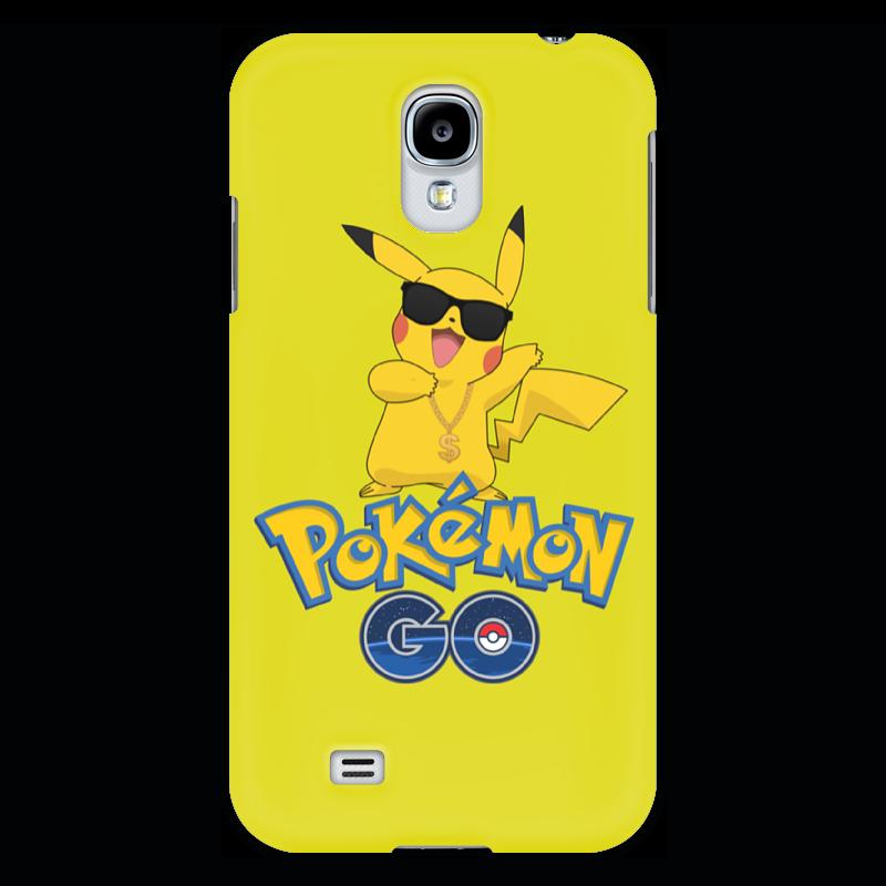 Чехол для Samsung Galaxy S4 Printio Pokemon go чехол для samsung galaxy s4 printio a soldier from the arma 3