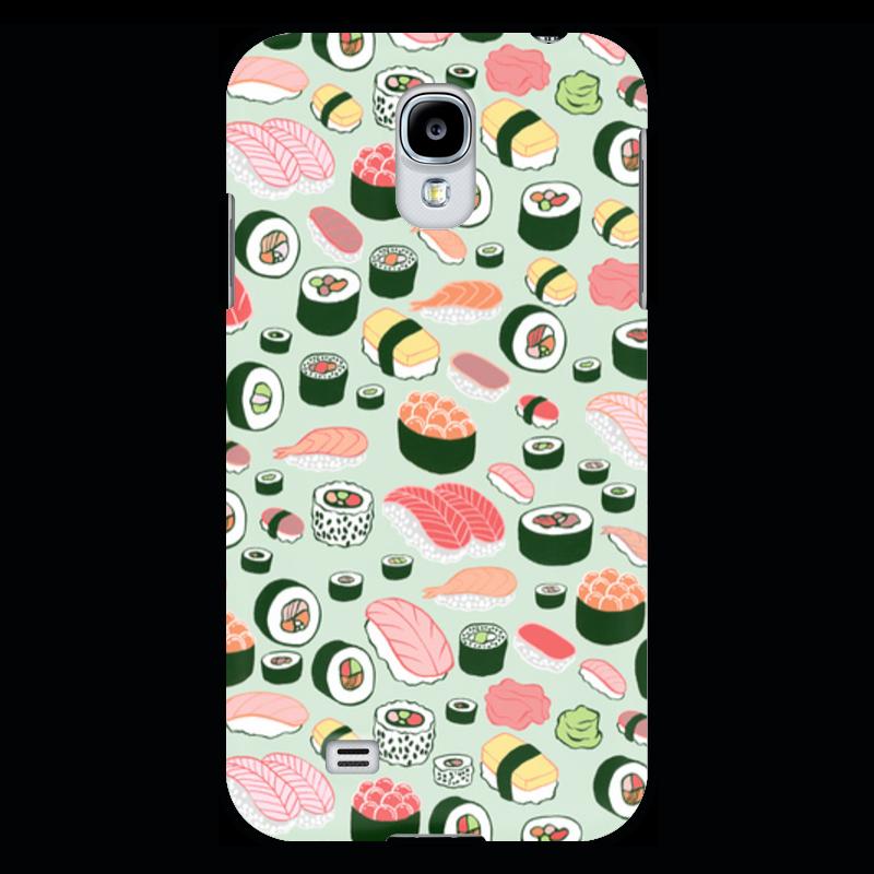 Чехол для Samsung Galaxy S4 Printio Я люблю суши! палочки для суши спб оптом