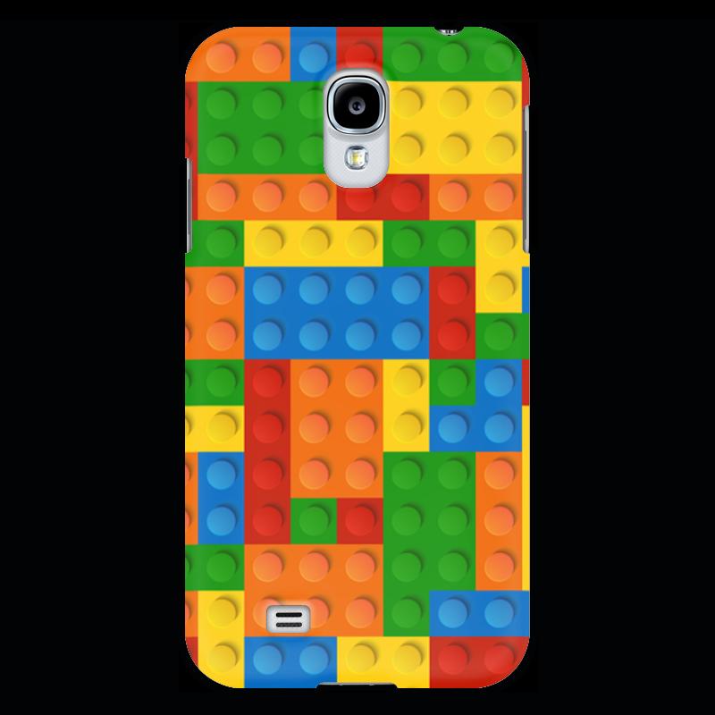 Чехол для Samsung Galaxy S4 Printio Конструктор лего детское лего gudi