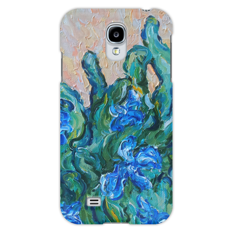Чехол для Samsung Galaxy S4 Printio Весеннее настроение прогулочные коляски gesslein s4 air