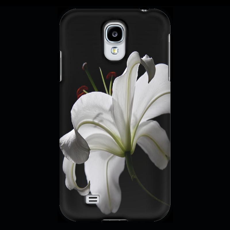 Чехол для Samsung Galaxy S4 Printio Лилия