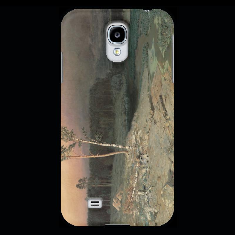 Чехол для Samsung Galaxy S4 Printio На острове валааме (картина архипа куинджи) чехол для blackberry z10 printio север картина архипа куинджи