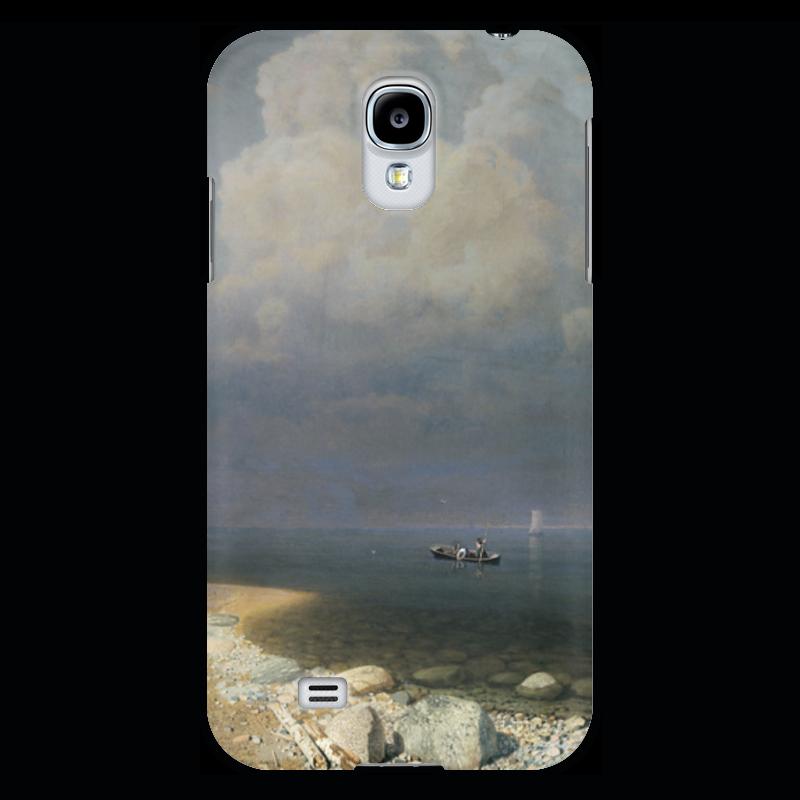 Чехол для Samsung Galaxy S4 Printio Ладожское озеро (картина архипа куинджи) чехол для blackberry z10 printio север картина архипа куинджи