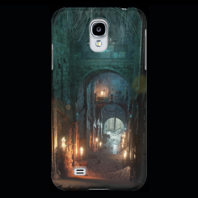 Чехол для Samsung Galaxy S4 Printio Подземелье прогулочные коляски gesslein s4 air