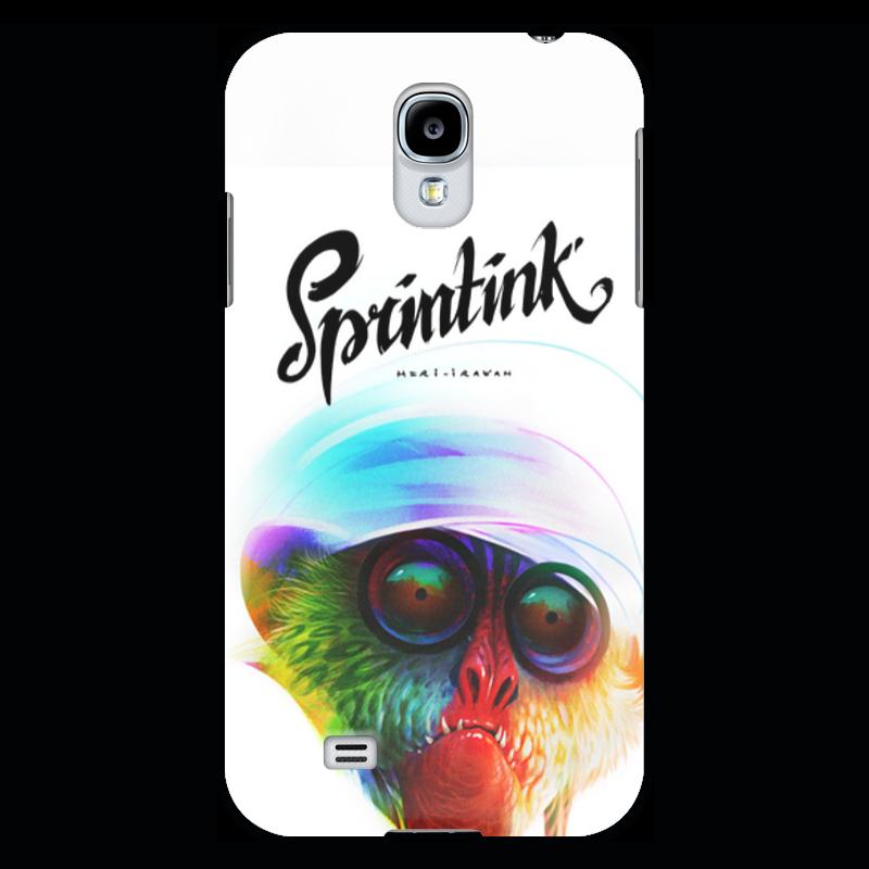 Чехол для Samsung Galaxy S4 Printio Sprintink батарея для galaxy s4