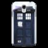 """Чехол для Samsung Galaxy S4 """"TARDIS"""" - doctor who, tardis, доктор кто, тардис"""