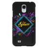 "Чехол для Samsung Galaxy S4 ""Love Space"" - звезды, космос, вселенная"