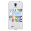 "Чехол для Samsung Galaxy S4 ""Чехол My Little Pony"" - rainbow dash, my little pony, friendship is magic, cutiemark"
