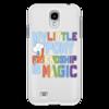 "Чехол для Samsung Galaxy S4 ""Чехол My Little Pony"" - rainbow dash, my little pony, friendship is magic, cutiemark"