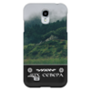 "Чехол для Samsung Galaxy S4 ""Дух Севера"" - лес, природа, север, дух севера"