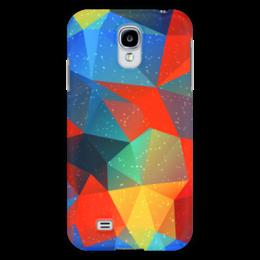 """Чехол для Samsung Galaxy S4 """"Абстракция"""" - узор, стиль, рисунок, абстракция, абстрактный"""