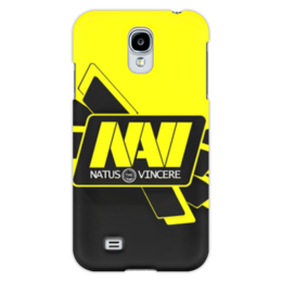 "Чехол для Samsung Galaxy S4 ""NAVI CS GO"" - cs, counter strike, navi, go, cs go"