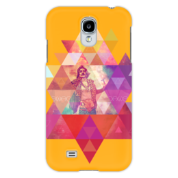 "Чехол для Samsung Galaxy S4 """"HIPSTA SWAG"" collection: Salvador Dali"" - сальвадор дали, swag, свэг, salvador dali, геомерия"