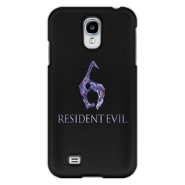 "Чехол для Samsung Galaxy S4 ""Resident Evil 6"" - resident evil, re, umbrella, игра, обитель зла"