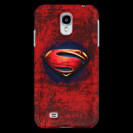 "Чехол для Samsung Galaxy S4 ""Superman  001"" - comics, супермен, superman, dc, superhero"