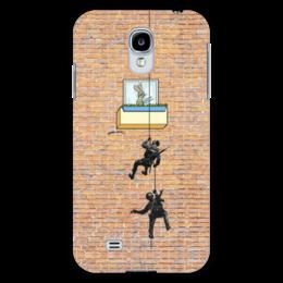 """Чехол для Samsung Galaxy S4 """"Ну погоди"""" - арт, ну погоди"""