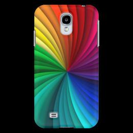 """Чехол для Samsung Galaxy S4 """"Калейдоскоп"""" - узор, рисунок, абстракция, стильный, абстрактный"""