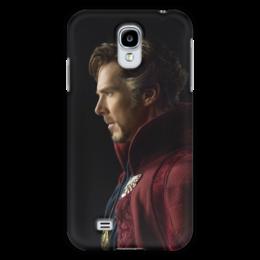 """Чехол для Samsung Galaxy S4 """"Доктор Стрэндж"""" - marvel, мстители, марвел, доктор стрэндж, doctor strange"""