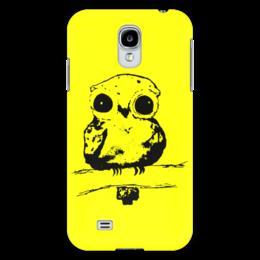 """Чехол для Samsung Galaxy S4 """"Лесной житель"""" - дети, детское, ручная работа, детский рисунок, детская работа"""