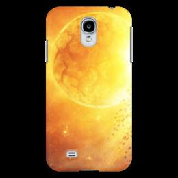 "Чехол для Samsung Galaxy S4 ""The Sun"" - space, космос, sun, вселенная, thespaceway"