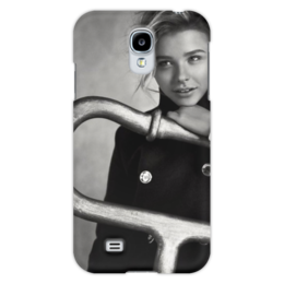 "Чехол для Samsung Galaxy S4 ""Хлоя Морец"" - хлоя, chloe moretz, морец"