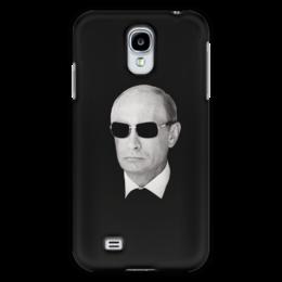 """Чехол для Samsung Galaxy S4 """"Путин – Всё путём"""" - любовь, москва, владимир, россия, патриотизм, политика, путин, президент, putin, общество"""