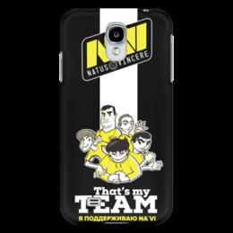 "Чехол для Samsung Galaxy S4 ""NA'VI"" - game, cs, кс, cs go"