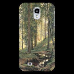 """Чехол для Samsung Galaxy S4 """"Ручей в лесу"""" - картина, шишкин"""