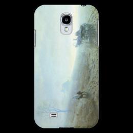 """Чехол для Samsung Galaxy S4 """"Осенняя распутица (картина Архипа Куинджи)"""" - картина, архип куинджи"""
