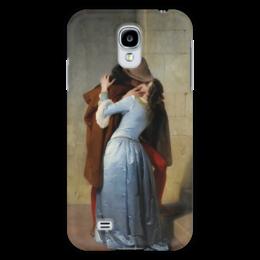 """Чехол для Samsung Galaxy S4 """"Поцелуй (Франческо Айец)"""" - картина, поцелуй, айец"""
