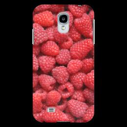 "Чехол для Samsung Galaxy S4 ""Малина"" - ягоды, малина, raspberry"