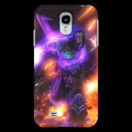 """Чехол для Samsung Galaxy S4 """"Darksiders"""" - игры darksiders разное прикольное"""